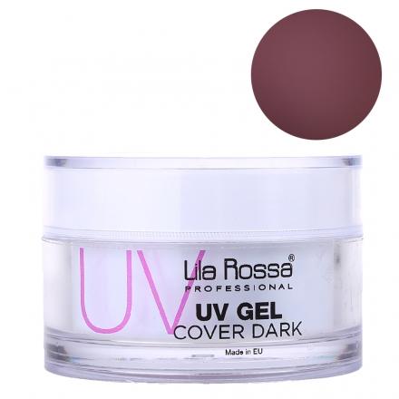 Gel_UV_Camuflaj_Lila_Rossa_Cover_Dark_50_g_E1013